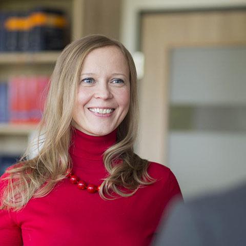 Irina Fleischmann | Qualifizierte Buchhalterin der Kanzlei LMAT