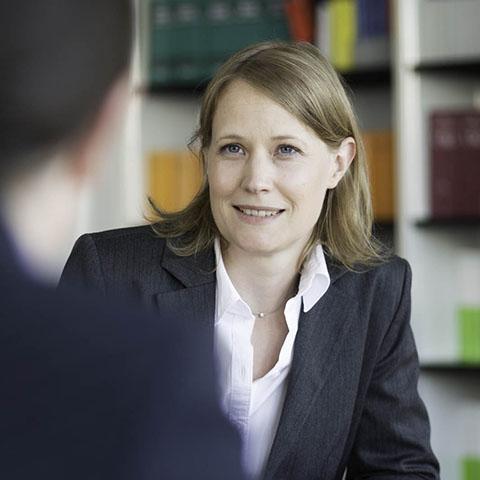 Heike Keiser | Steuerassistentin der Kanzlei LMAT