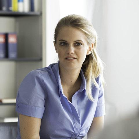 Romina Ebner | | Steuerfachangestellte der Kanzlei LMAT