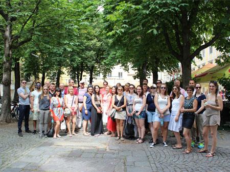 Team Ausflug der Kanzlei LMAT in München