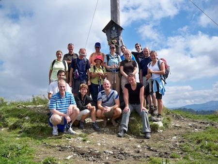 Teambuilding Event in den Bergen | LMAT München